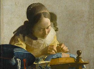 Exposition vermeer mus e du louvre paris billets coupe file carte pass coffret box culture - Musee du louvre billet coupe file ...