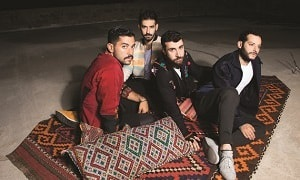 Concert Mashrou' Leila Olympia Paris Billets coffret spectacles carte abonnement