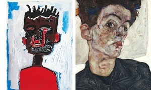 Exposition Jean-Michel Basquiat et Egon Schiele - Fondation Louis Vuitton Paris musée - Billets coupe-file carte pass box culture