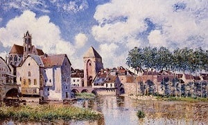 Exposition Sisley l'impressionniste - Caumont Centre d'Art, Aix-en-Provence - Billets coupe-file carte pass coffret box culture