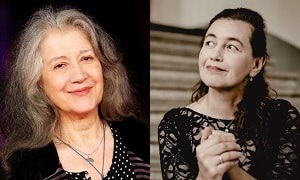 Concert Martha Argerich / Lilya Zilberstein - Philharmonie de Paris - billets abonnement carte spectacles coffret culture