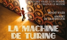 La Machine de Turing - Théâtre Michel, Paris - Billets abonnement coffret spectacles pass culture